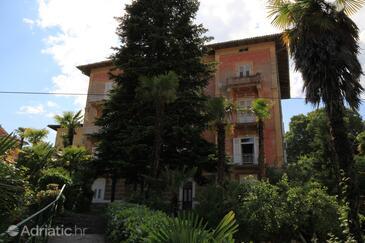 Lovran, Opatija, Объект 7856 - Апартаменты вблизи моря с галечным пляжем.
