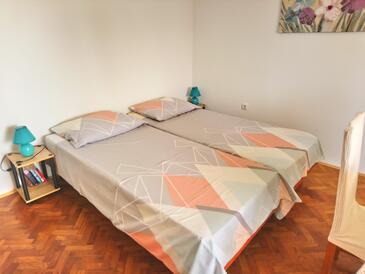 Opatija, Salon dans l'hébergement en type apartment, animaux acceptés.