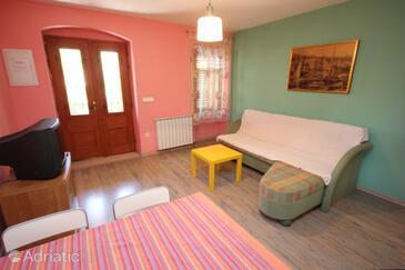 Opatija - Volosko, Living room in the apartment, dopusteni kucni ljubimci i WIFI.