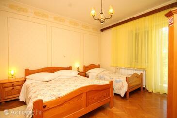 Rupa, Bedroom in the room, dopusteni kucni ljubimci i WIFI.