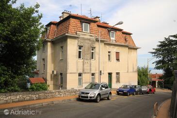 Opatija, Opatija, Объект 7868 - Апартаменты с галечным пляжем.