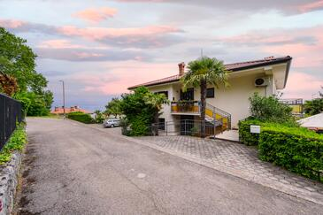 Lovran, Opatija, Property 7869 - Apartments with pebble beach.