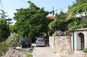 Merag, Cres, Property 7877 - Apartments by the sea.