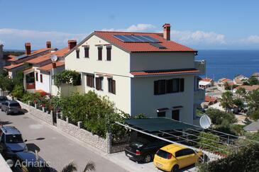 Mali Lošinj, Lošinj, Объект 7879 - Апартаменты с галечным пляжем.