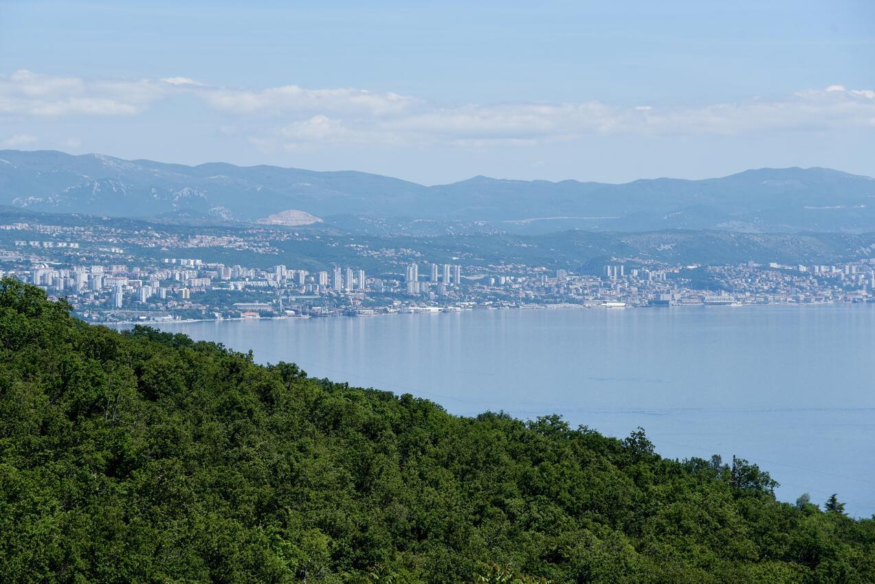 Ferienwohnung im Ort Poljane (Opatija), Kapazität 4+1 (1012287), Poljane, , Kvarner, Kroatien, Bild 16