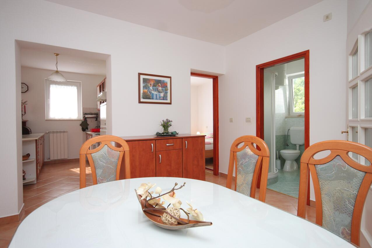 Ferienwohnung im Ort Poljane (Opatija), Kapazität 2+2 (1012288), Poljane, , Kvarner, Kroatien, Bild 8