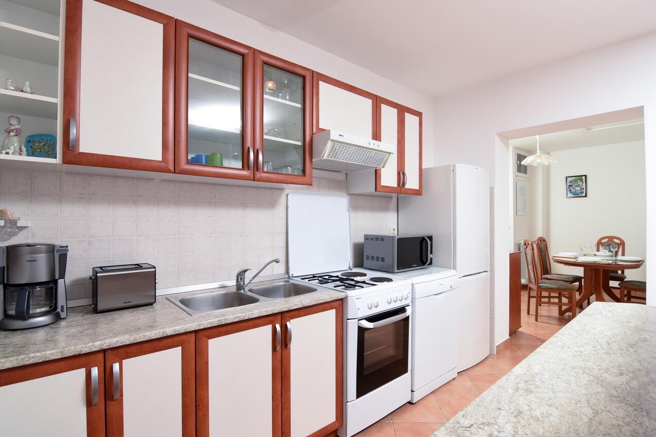 Ferienwohnung im Ort Poljane (Opatija), Kapazität 2+2 (1012288), Poljane, , Kvarner, Kroatien, Bild 11