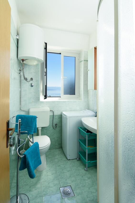 Ferienwohnung Studio Appartment im Ort Poljane (Opatija), Kapazität 2+1 (2204563), Poljane, , Kvarner, Kroatien, Bild 15