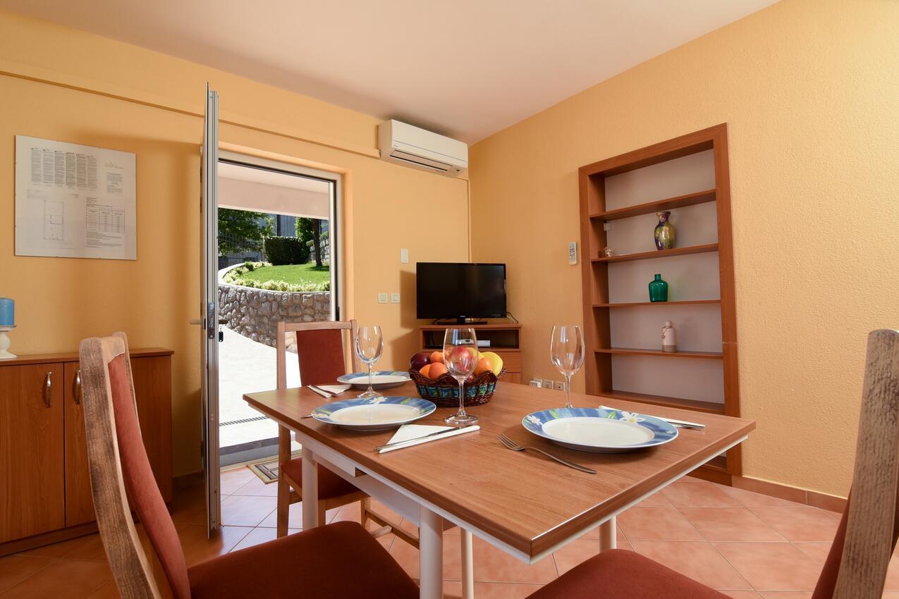 Ferienwohnung Studio Appartment im Ort Poljane (Opatija), Kapazität 2+1 (2204563), Poljane, , Kvarner, Kroatien, Bild 3