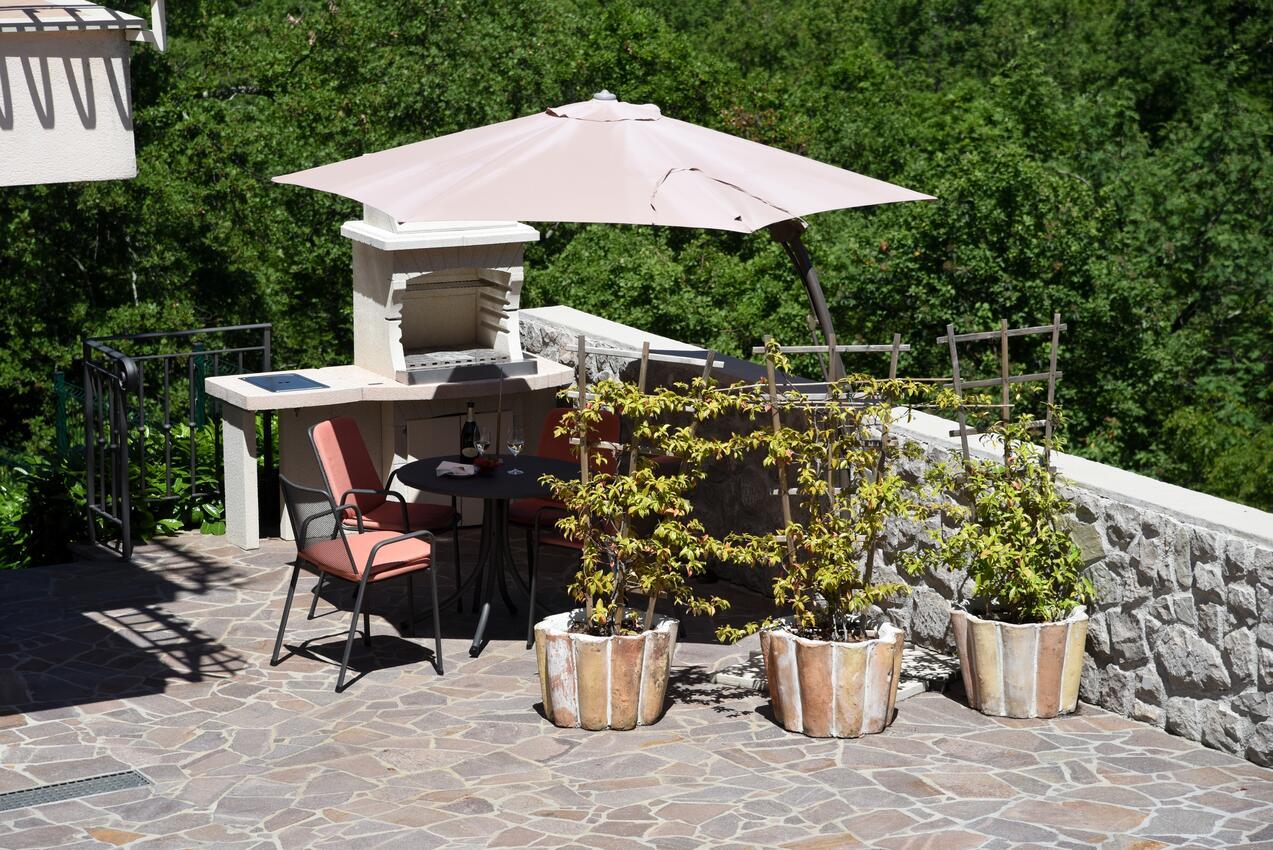 Ferienwohnung Studio Appartment im Ort Poljane (Opatija), Kapazität 2+1 (2204563), Poljane, , Kvarner, Kroatien, Bild 19