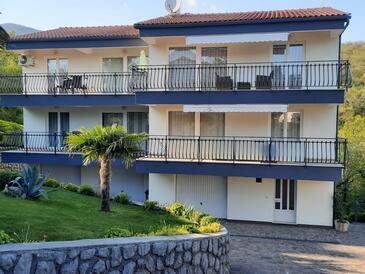 Poljane, Opatija, Szálláshely 7885 - Apartmanok kavicsos stranddal.