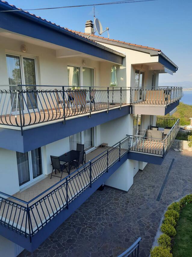 Ferienwohnung Studio Appartment im Ort Poljane (Opatija), Kapazität 2+1 (2204563), Poljane, , Kvarner, Kroatien, Bild 21