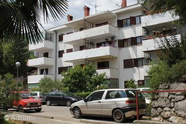 Lovran, Opatija, Property 7886 - Apartments with pebble beach.