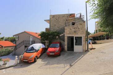 Brela, Makarska, Objekt 789 - Ubytování s oblázkovou pláží.