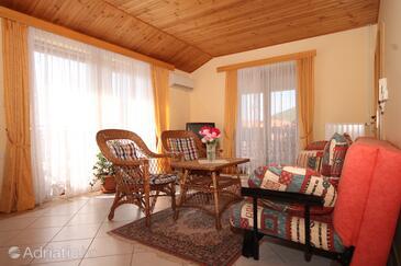 Opatija - Pobri, Dnevna soba v nastanitvi vrste apartment, dostopna klima in WiFi.