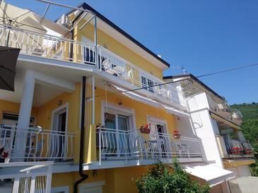 Opatija, Opatija, Объект 7896 - Апартаменты с галечным пляжем.