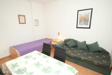 Opatija - Volosko, Гостиная в размещении типа apartment, доступный кондиционер и WiFi.