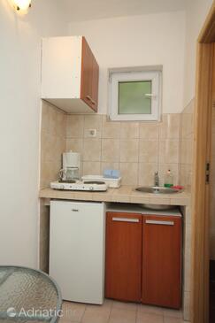 Opatija - Volosko, Kuchyně v ubytování typu studio-apartment, WiFi.