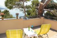 Apartments by the sea Brela (Makarska) - 790