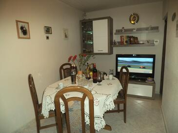 Opatija - Pobri, Jídelna v ubytování typu apartment, domácí mazlíčci povoleni a WiFi.