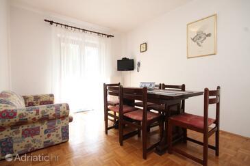Opatija - Pobri, Dining room in the apartment.