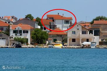 Betina, Murter, Property 792 - Apartments by the sea.