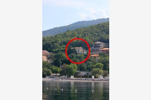 Apartments by the sea Medveja (Opatija) - 7924