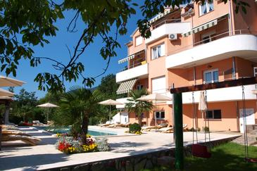 Oprič, Opatija, Property 7926 - Apartments with pebble beach.