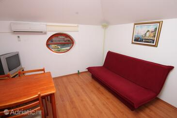 Mali Lošinj, Гостиная в размещении типа apartment, WiFi.