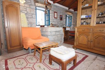 Stivan, Living room in the house, dopusteni kucni ljubimci.