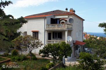 Mali Lošinj, Lošinj, Property 7948 - Apartments with pebble beach.