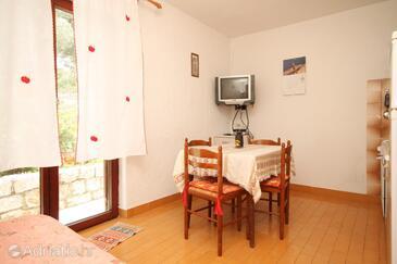 Mali Lošinj, Dining room in the apartment, WIFI.