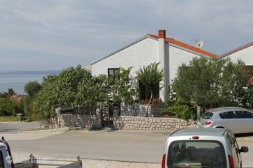 Mali Lošinj, Lošinj, Objekt 7969 - Ubytování s oblázkovou pláží.
