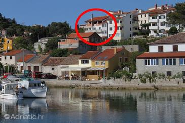 Mali Lošinj, Lošinj, Property 7977 - Apartments and Rooms near sea with pebble beach.