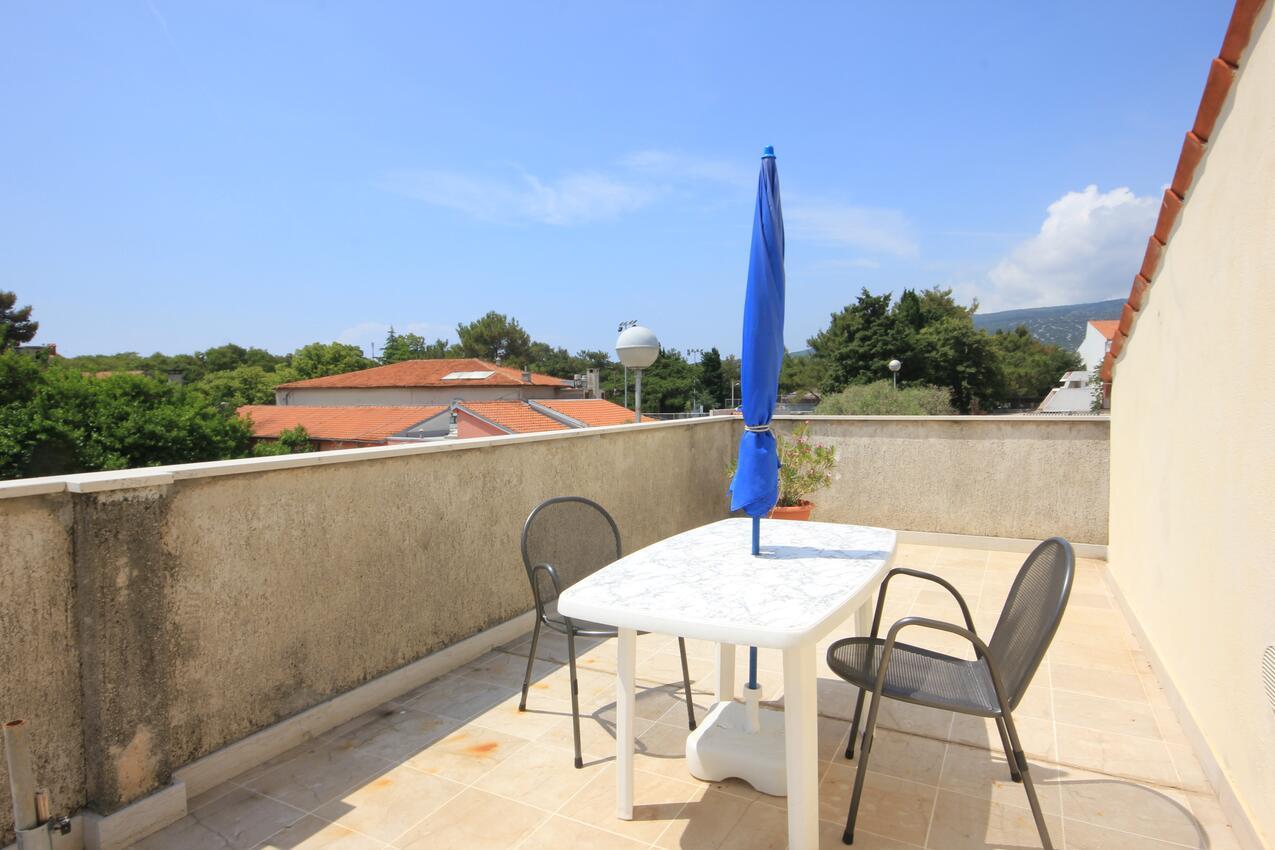 Appartement de vacances Studio Appartment im Ort Cres (Cres), Kapazität 2+0 (1012402), Cres (Stadt), Île de Cres, Kvarner, Croatie, image 8