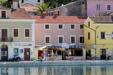 Mali Lošinj, Lošinj, Objekt 8001 - Ubytování v blízkosti moře s písčitou pláží.