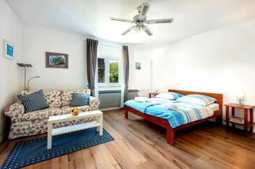Artatore, Obývací pokoj v ubytování typu apartment, s klimatizací a WiFi.