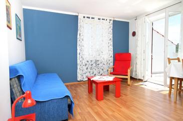 Artatore, Obývacia izba v ubytovacej jednotke apartment, WIFI.