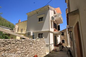 Susak, Lošinj, Объект 8047 - Апартаменты с песчаным пляжем.