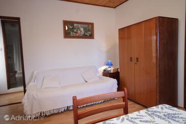 Veli Lošinj, Obývací pokoj v ubytování typu apartment, WiFi.