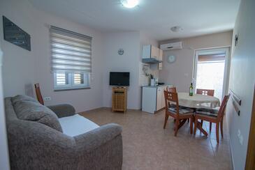 Punta križa, Столовая в размещении типа apartment, Домашние животные допускаются и WiFi.