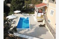 Rodinné apartmány s bazénem Sali (Dugi otok) - 8083