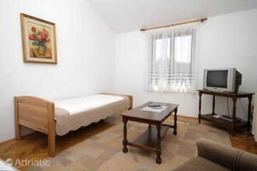 Artatore, Living room in the apartment, dopusteni kucni ljubimci i WIFI.