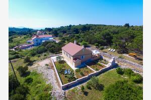 Casa de vacanţă cu parcare Veli Rat (Dugi otok) - 8096