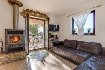 Porozina, Living room in the house, WIFI.