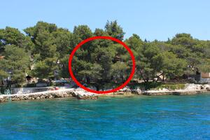 Seaside secluded apartments Lavdara, Dugi otok - 8114