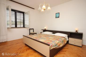 Božava, Bedroom 1 in the room, dopusteni kucni ljubimci.