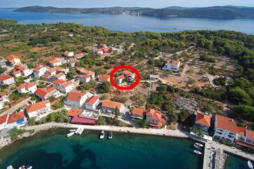 Božava, Dugi otok, Szálláshely 8124 - Apartmanok Horvátországban.