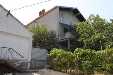Zaglav, Dugi otok, Obiekt 8134 - Apartamenty przy morzu.