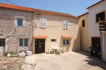 Sali, Dugi otok, Objekt 8138 - Počitniška hiša na Hrvaškem.